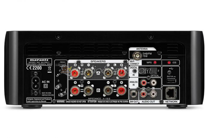 Marantz : M-CR611 Network CD Receiver
