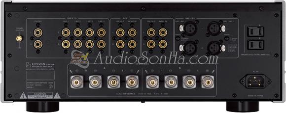 Integrated amplifier Luxman L-507UX