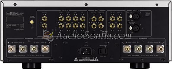 Integrated amplifier Luxman L-550A X II
