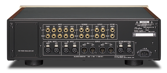 Accuphase C-2450 Pre amplifier