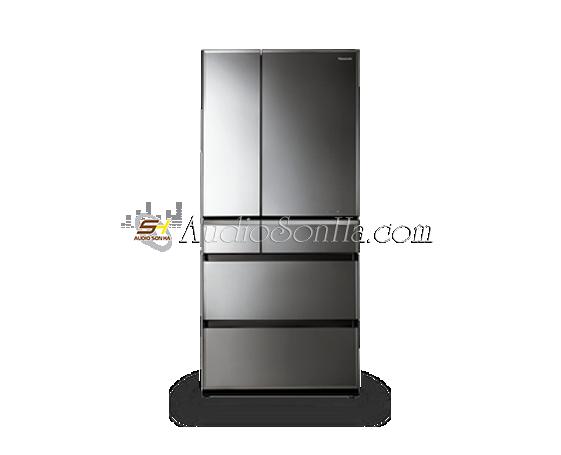 Tủ lạnh Panasonic NR-F681GT-X2