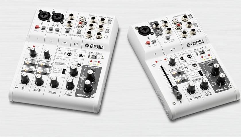 Yamaha AG-03 Mixer