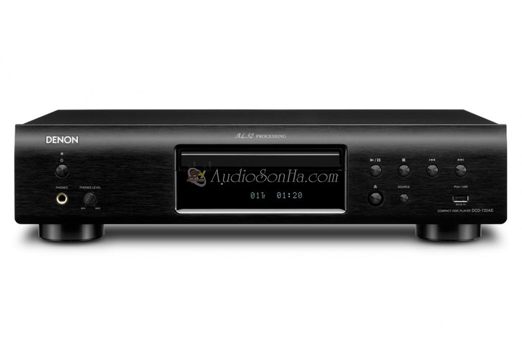 Denon DCD-720AE SACD/CD Players