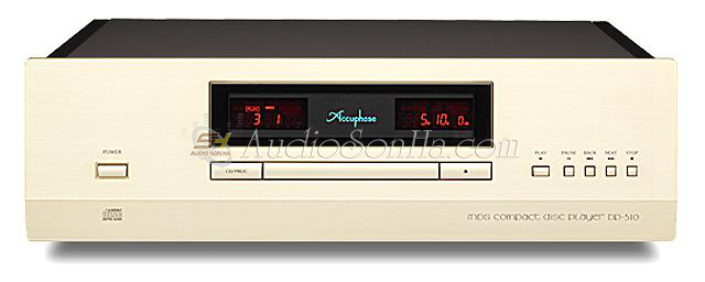 Accuphase DP-510 CD Player