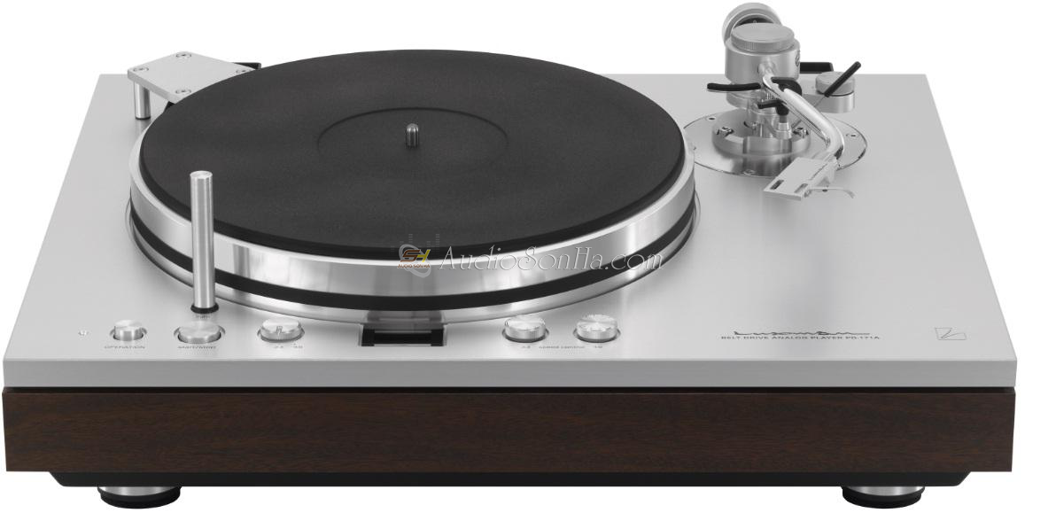 Luxman PD-171A Analog Turntable