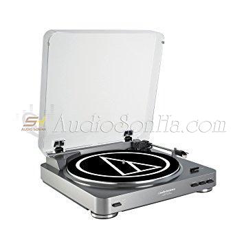 Audio-Technica AT-LP60-USB Turntable