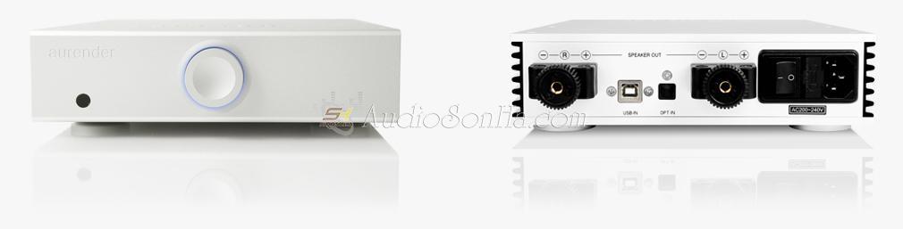 Aurender X725 USB DAC Amplifier