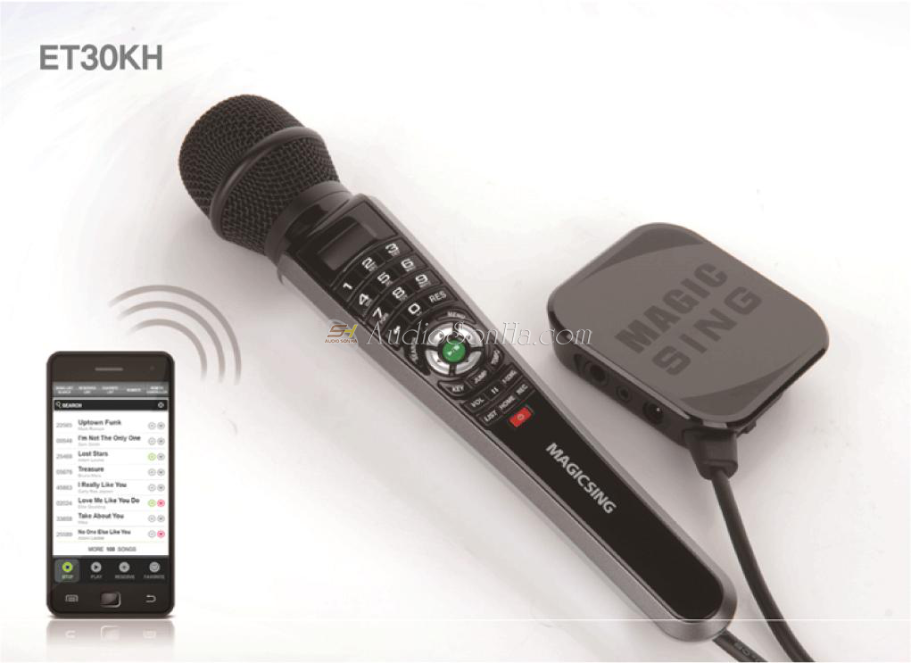 Bộ Karaoke Magic Sing ET30KH