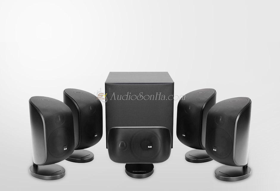 Bowers & Wilkins MT-50 Black Combo