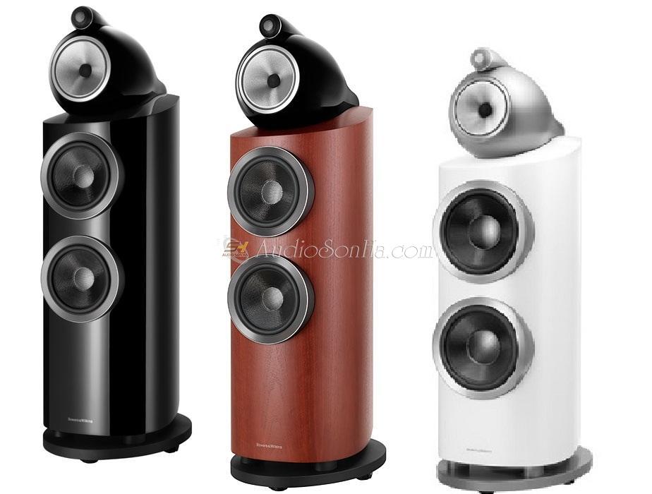 B&W 800 D3 Speaker White /Cặp