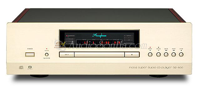 CD Accuphase DP-600