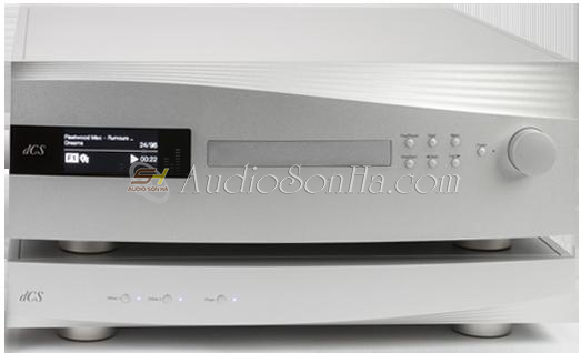 dCS Rossini CD Player and Clock