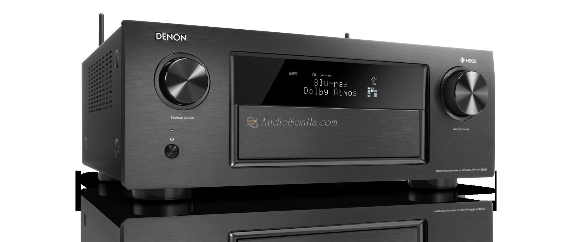 Denon AVR-X4400H AV Receiver