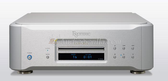 Esoteric K-01XS CD/SACD Player