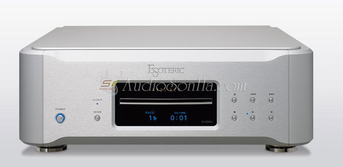 Esoteric K-03XS CD/SACD Player