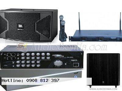 Hệ thống Karaoke 4 (Loa JBL KI-312)
