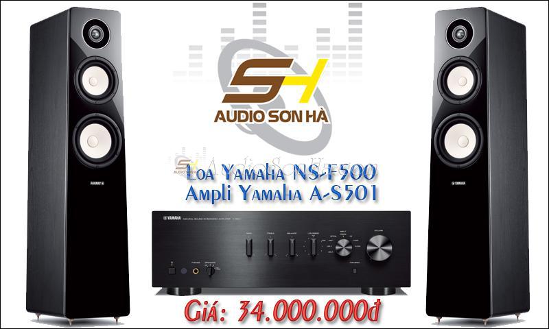 Hệ thống nghe nhạc YAMAHA