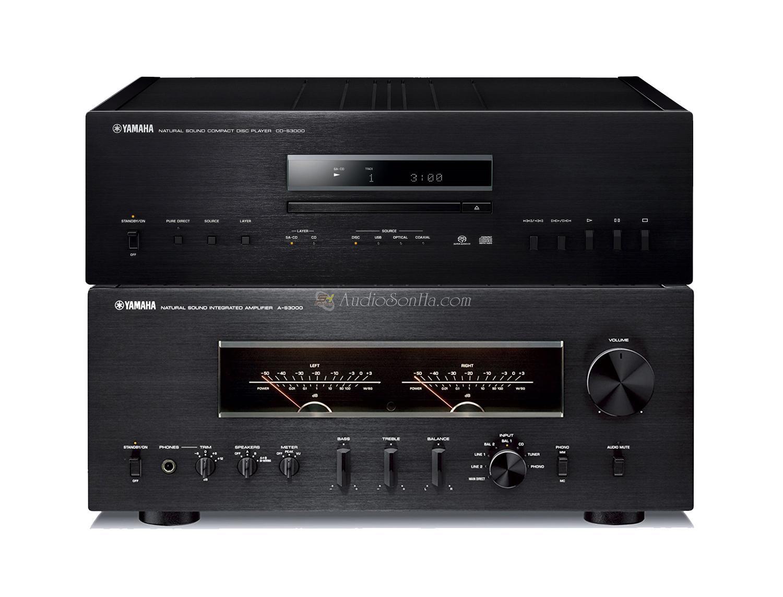Hệ thống nghe nhạc Yamaha S3000 series