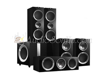 KEF R Series Home Theater System