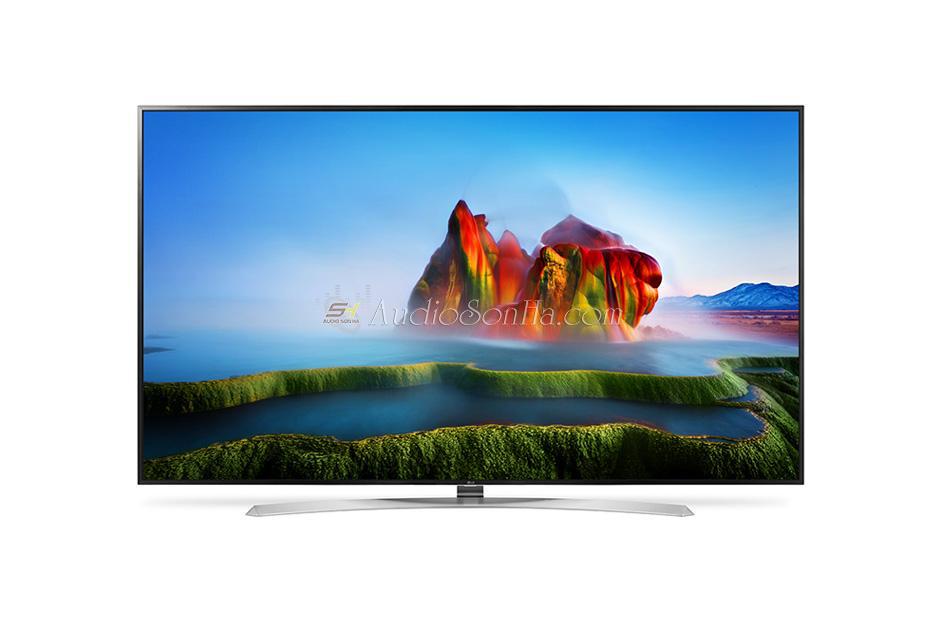 LG SUPER UHD TV 86