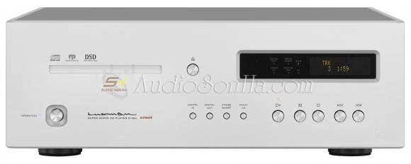 Luxman D-08u CD Player