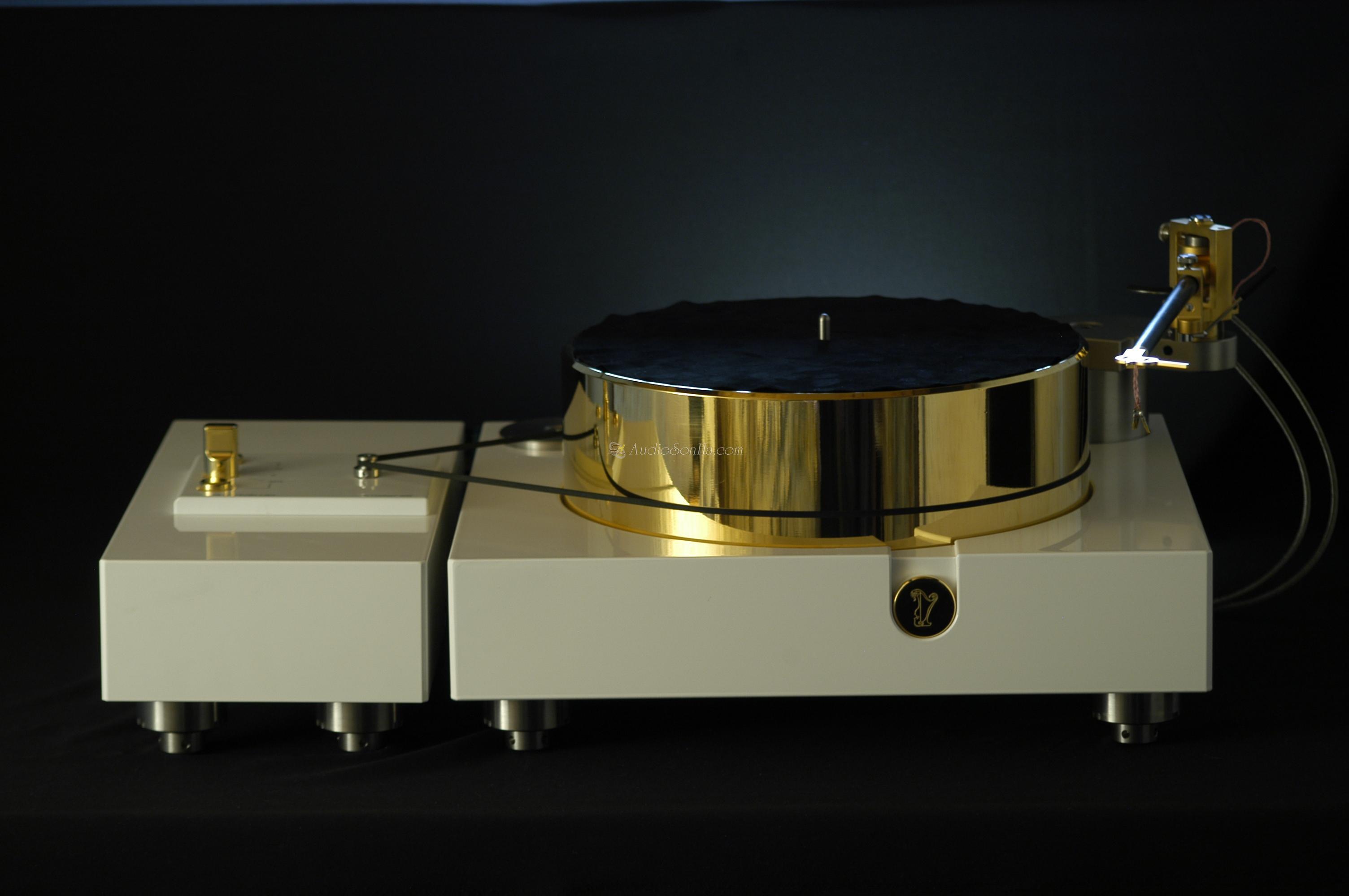 Mâm đĩa than In UniSon MK II