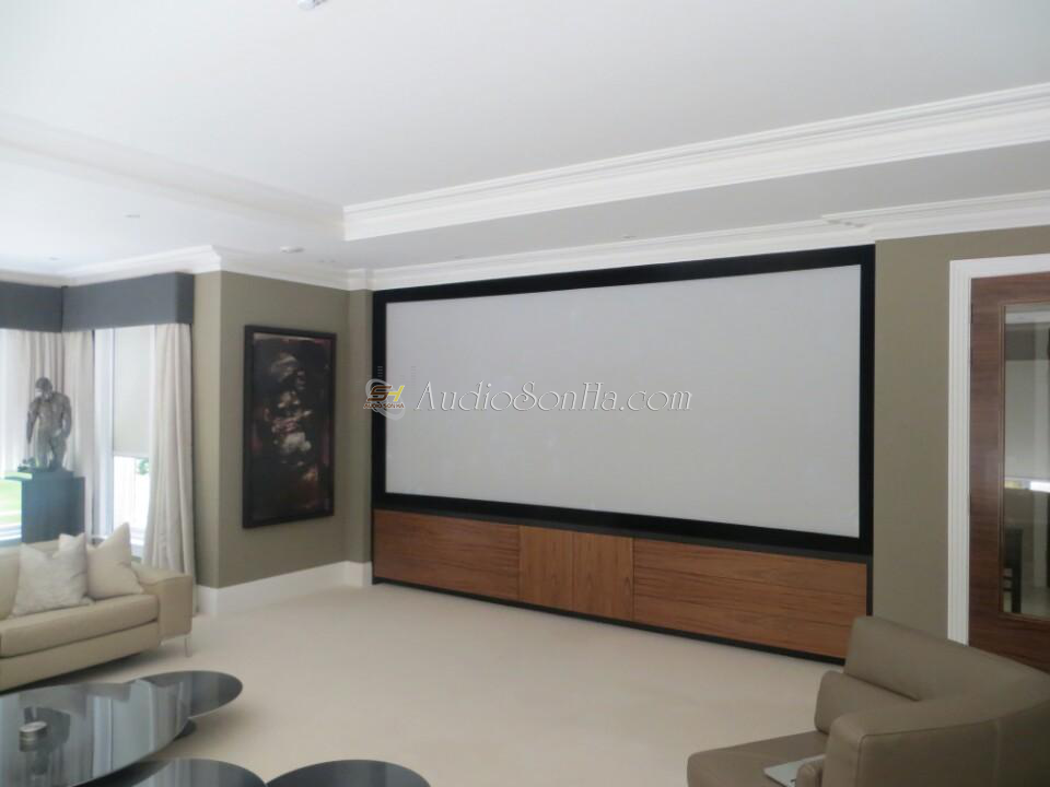 Màn chiếu Screen Excellence Home Cinema Acoustic Transparent