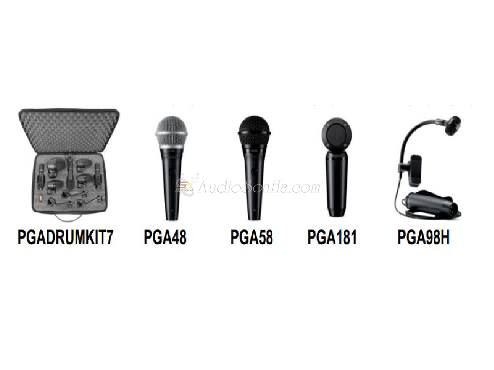 Micro Karaoke Shure chuyên nghiệp