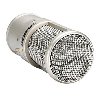 Micro thu âm Takstar PC K200 (gồm nguồn)
