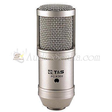 Micro thu âm Takstar PC K300 (gồm nguồn)