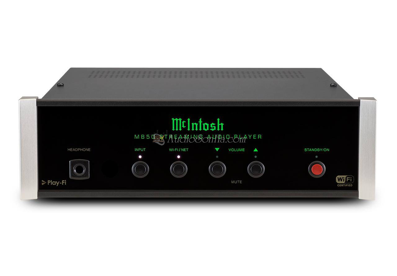 Mcintosh MB50 Network Audio Streaming