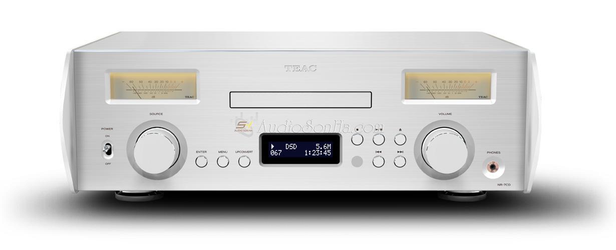 Network CD/Amplifier Teac NR-7CD