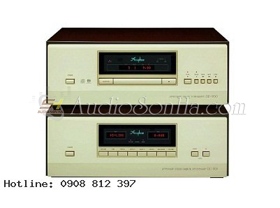 Accuphase DP-900 - DC-901