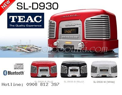 TEAC SL-D930 Bluetooth