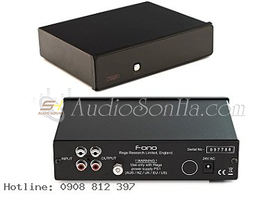 Rega Fono MM Phono Box
