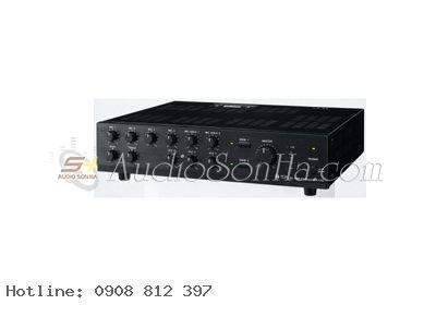 Amply Mixer 2 Vùng TOA A-1706