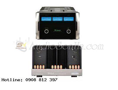 Mcintosh-MC 303 power ampli