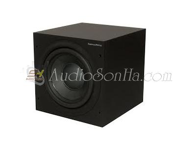B&W - ASW 610XP Black Ash