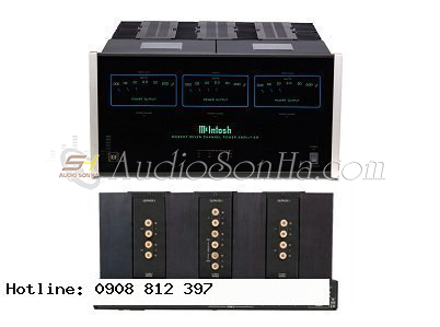 Mcintosh - MC - 8207 Power - 7 X 200W