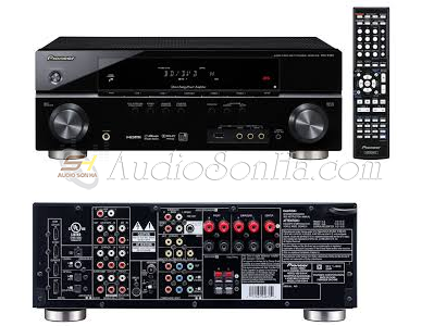 Pioneer -VSX-819 AV Receiver