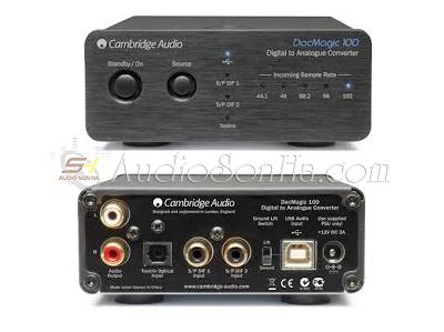 Cambridge Audio DacMagic-100 DAC