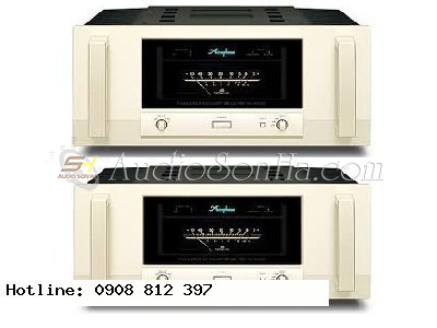 Accuphase M-6000 Power Mono/ bộ/2 cục ( demo)