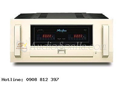 Accuphase A-65 Power Stereo Ampli