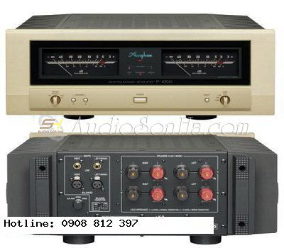 Accuphase P-4200 Power Stereo Ampli