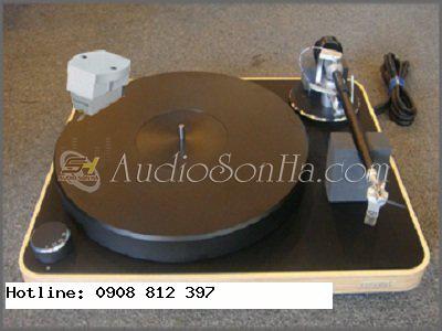 ClearAudio Concept Wood-Cơ đĩa than