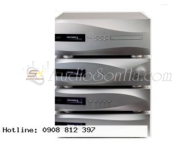Đầu CD dCS Vivaldi System Audio/ bộ