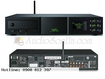 Naim Uniti2 Network CD Player