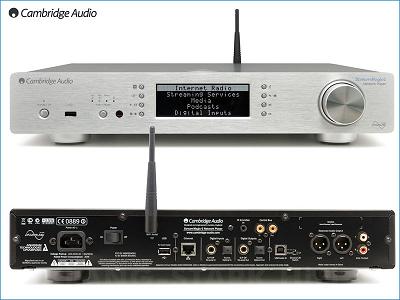 Cambridge Audio DAC Stream Magic 6