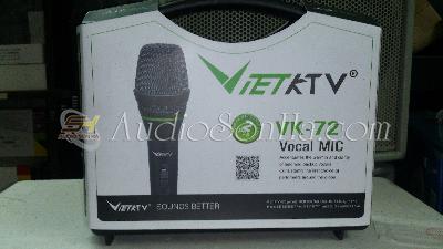 Micro có dây VietKTV VK-72