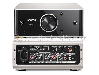 Denon PMA-50 Amplifier with DAC